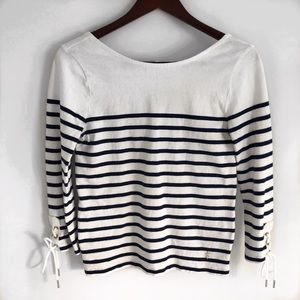 Juicy Couture Striped long sleeve shirt